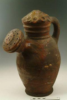 medieval watering jug