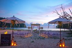 Dream no further, here is what you have been looking for. A wedding ceremony on the white sandy beaches of Thailand! Just choose your date, add to cart, and pay!
