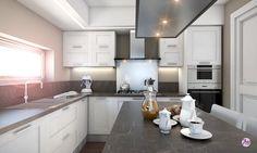 Cucina appartamento Olbia