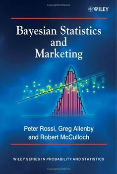 Bayesian Statistics and Marketing Peter E. Rossi, http://www.amazon.co.jp/dp/B003U8ADLU/ref=cm_sw_r_pi_dp_ovxYwb0QSJWZ2