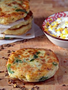 Potato Pancakes, Polish Recipes, Appetisers, Appetizer Recipes, Quiche, Food To Make, Food And Drink, Healthy Eating, Cooking Recipes