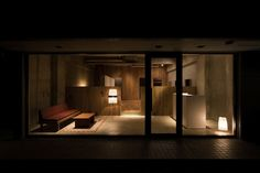 Wonderful minimalistic interior designed by Architect Hiroyuki Miyake