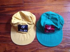 8d1b17b4cfa Vintage Ralph Lauren Polo 1993 CPRL Lot Hat Polo Hats