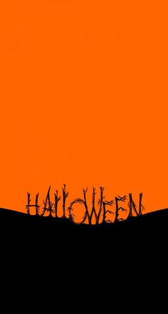 iPhone Wall - Halloween tjn