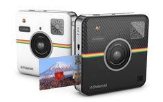 Originally floated as a concept back in 2012, the Android-based Socialmatic could revive the beloved Polaroid as we know it. An inkless prin...