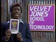 Eddie Murphy as Velvet Jones.