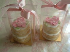 Favours to go! by Osedo L Cakes, via Flickr