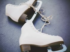 Ice skates.... Best Christmas present ... Almost every year.