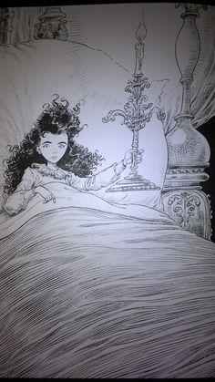 Chris Riddell, Goth Girl