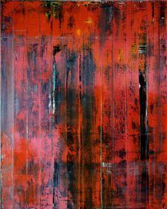 Gerhard Richter Abstraktes Bild Abstract Painting 1992