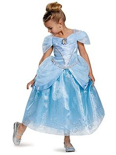 Disguise Prestige Disney Princess Cinderella Costume Small46X *** Read more reviews of the product by visiting the link on the image-affiliate link.