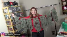 DIY Tutorial: Macrame Bunting and Banner (Free Pattern) – Macrame with Melissa