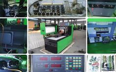supply best price diesel test bench, common rail test bench