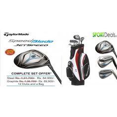 Taylor Made Golf Set | Golf Equipment India | Sport Deals