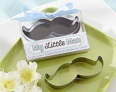My Little Man - Mustache Cookie Cutter Favor