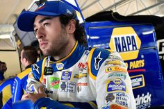 After a dog fight of his own with Ricky Stenhouse Jr. at Kansas Speedway last Saturday night, Monster Energy NASCAR Cup Series driver Chase Elliott was quite at home in the cockpit of an . Chase Elliott Nascar, Ricky Stenhouse Jr, Nascar Champions, Truck Memes, Ryan Blaney, Nascar News, Olympic Games Sports, Monster Energy Nascar, Nascar Racing