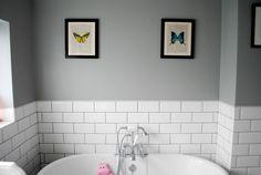 House Renovation – The Bathroom – The Spirited Puddle Jumper – Home Renovation Bathroom Suites Uk, Luxury Master Bathrooms, Budget Bathroom, Bathroom Interior, Small Bathroom, Bathroom Ideas, Family Bathroom, Bathroom Designs, White Bathroom