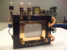We know you didn't get this Steampunk Etch-a-Sketch for Christmas, but you probably want it now, don't you? -- Engadget