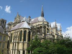Cathédrale Notre-Dame de Reims France