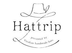 """Hattrip"" is GIF animation project presented by Viridian handmade hats. Please check the website. http://hat-tirp.com"