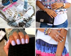 Style and Blog - Divat, stílus, életmód.: TREND REPORT - SHOW YOUR NAILS