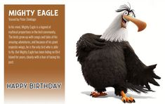 Watch The Angry Birds Movie 2 for free - Happy Birthday Ecard, 2nd Birthday, Birthday Cards, Angry Birds Funny, Betty Boop Cartoon, Columbia Pictures, Birds 2, Family Adventure, Amazing Adventures