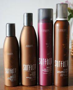 Simply Me: Surface Hair Health Art
