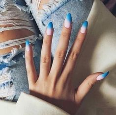 #nails #ombre