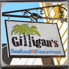 Gilligan's Charleston, South Carolina Marble Coaster. http://yhst-128736562315201.stores.yahoo.net/gichscmaco.html