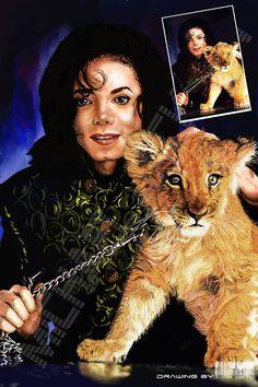 drawing by Ciocan Dumitru Digital Portrait, Still Love You, Realistic Drawings, Michael Jackson, Mona Lisa, History, Drawing Drawing, Artwork, Movie Posters