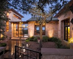 Hill Country Contemporary Design, Pictures, Remodel, Decor and Ideas - page 5