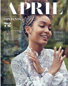 Yara Shahidi, Essence Magazine Hair Afro, Curly Hair Styles, Natural Hair Styles, Essence Festival, Girls Run The World, Celebrity Look, Hair Journey, Black Is Beautiful, Beautiful People