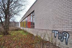 Jyrkkälän nuorisotalo, Turku   Youth Center in Jyrkkälä, Turku @Kaupunkikuvailmiö