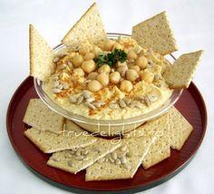Hummus Pasta de naut