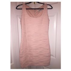 Pastel Pink Dress Brand New, Never Worn Forever 21 Dresses