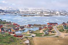 12 pueblos que parecen una maqueta (dispersos por el mundo) - 101 Lugares increíbles 101 Lugares increíbles