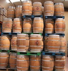 We have a variety of used wine and whiskey barrels for sale. From 5 gallon small bourbon barrels to 59 gallon wine barrels, we have what you are looking for. Whiskey Barrels For Sale, Barris, Barrel Projects, Wood Projects, Wine Barrel Furniture, Wine Case, Bourbon Barrel, Lesage, Wines