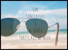 All We Need For Summer!