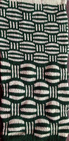 more on designing slip stitch repeats