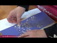 How to Use Spellbinders Extended Patterns