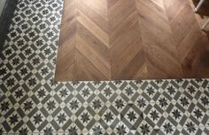 machuca and herringbone hardwood flooring  Aubaine Selfridges, Oxford St | B3 Designers
