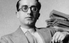 Storia. Aldo Capitini, l'uomo che veniva dal futuro. Tanti i leonardiani d'Italia, personaggi non necessariamente di primo piano, che hanno saputo intravvedere la complessità del nostro Paese, prevederne gli sviluppi e proporre genialmente mappe di ori #aldocapitani #storia #italia #politica