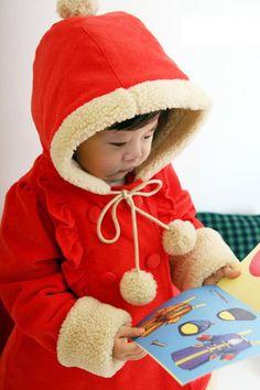 Cute Little Red Coat