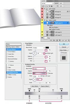 How to make a catalog photoshop mockup tutorial   Psd Tutorials   Pixeden
