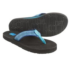 Teva Mush II Thong Sandals - Flip-Flops (For Women))