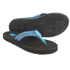 Teva Mush II Thong Sandals - Flip-Flops (For Women))