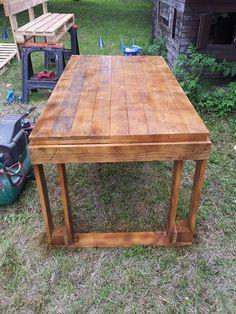 DIY - Work Bench, My Pallet works   1001 Pallets