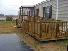 handicap ramps from deck - Bing Images