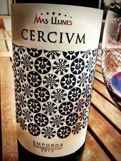 El Alma del Vino.: Mas Llunes Cercium 2013.