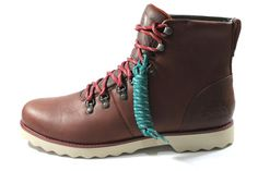 The North Face Men's Ballard II Chutney Brown Leather Boots $ 124.99 #Leather #Boots #NorthFace #Shoes #Footwear